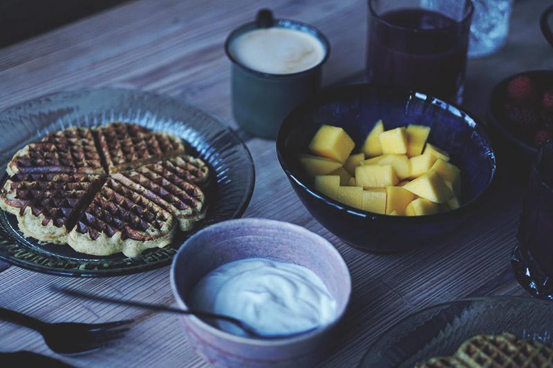 Opskrift: Sunde og lækre <strong>bananvafler</strong> 7