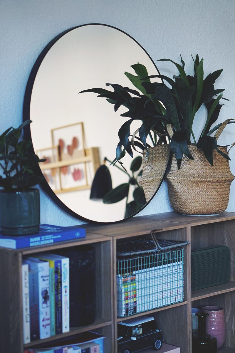 Interiør: <strong>Runde spejle</strong> til stuen, entréen eller badeværelset 7