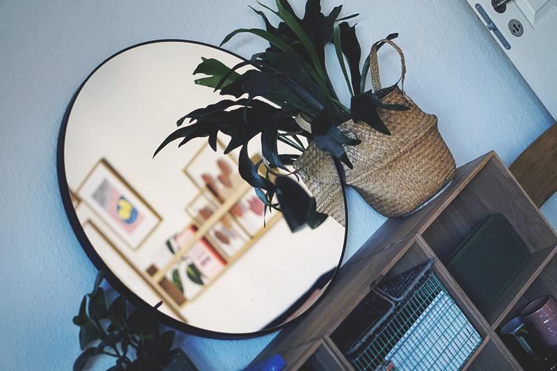 Interiør: <strong>Runde spejle</strong> til stuen, entréen eller badeværelset 5