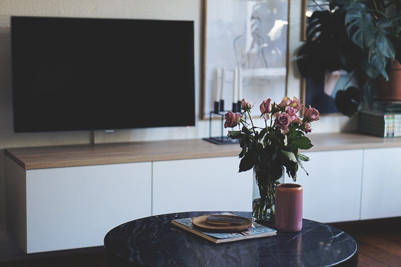 IKEA HACK: TV MØBEL – Ditteblog