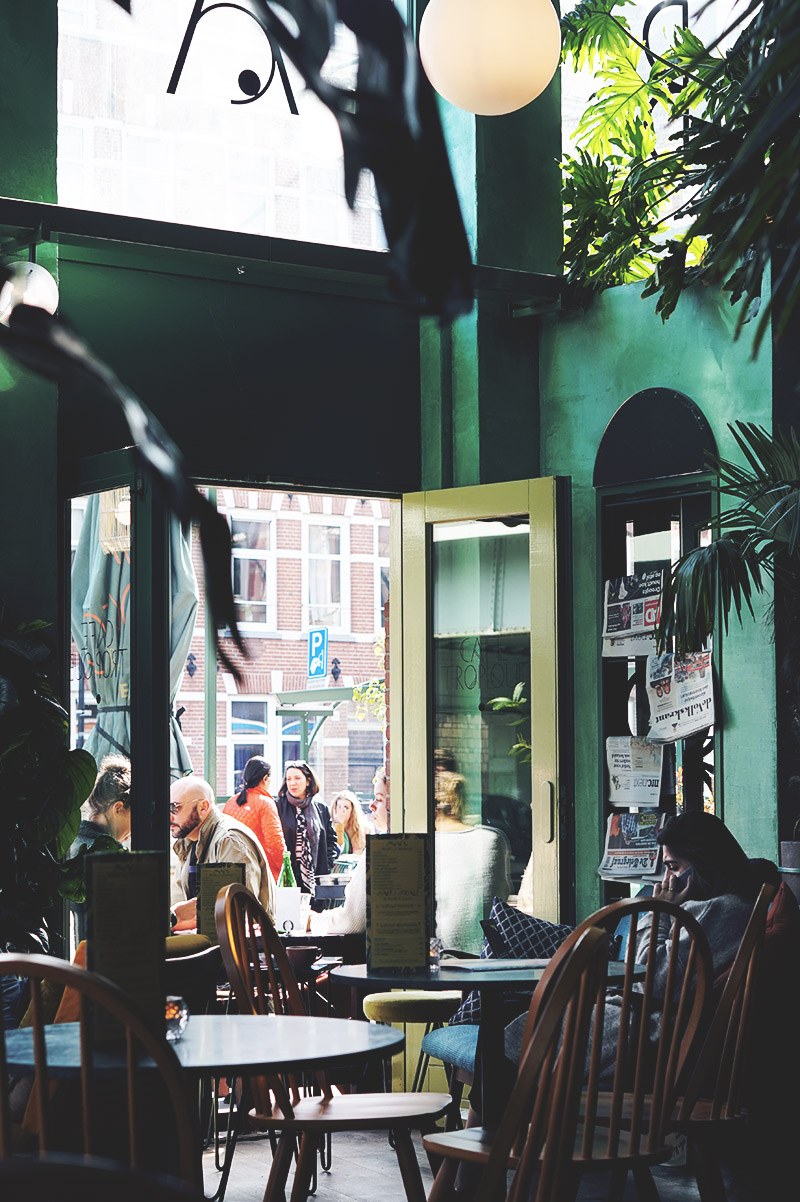 REJSE GUIDE - <strong>AMSTERDAM</strong> 71