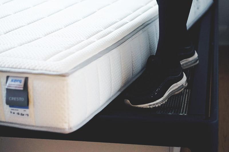 Vores <strong>nye seng</strong> og vigtigheden af god vejledning 9