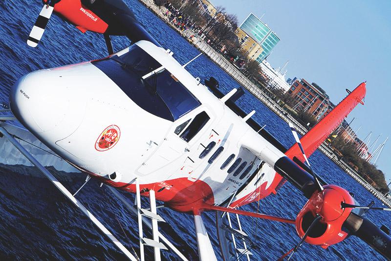 <strong>Aarhus - København</strong> på 45 minutter med Nordic Seaplanes 15
