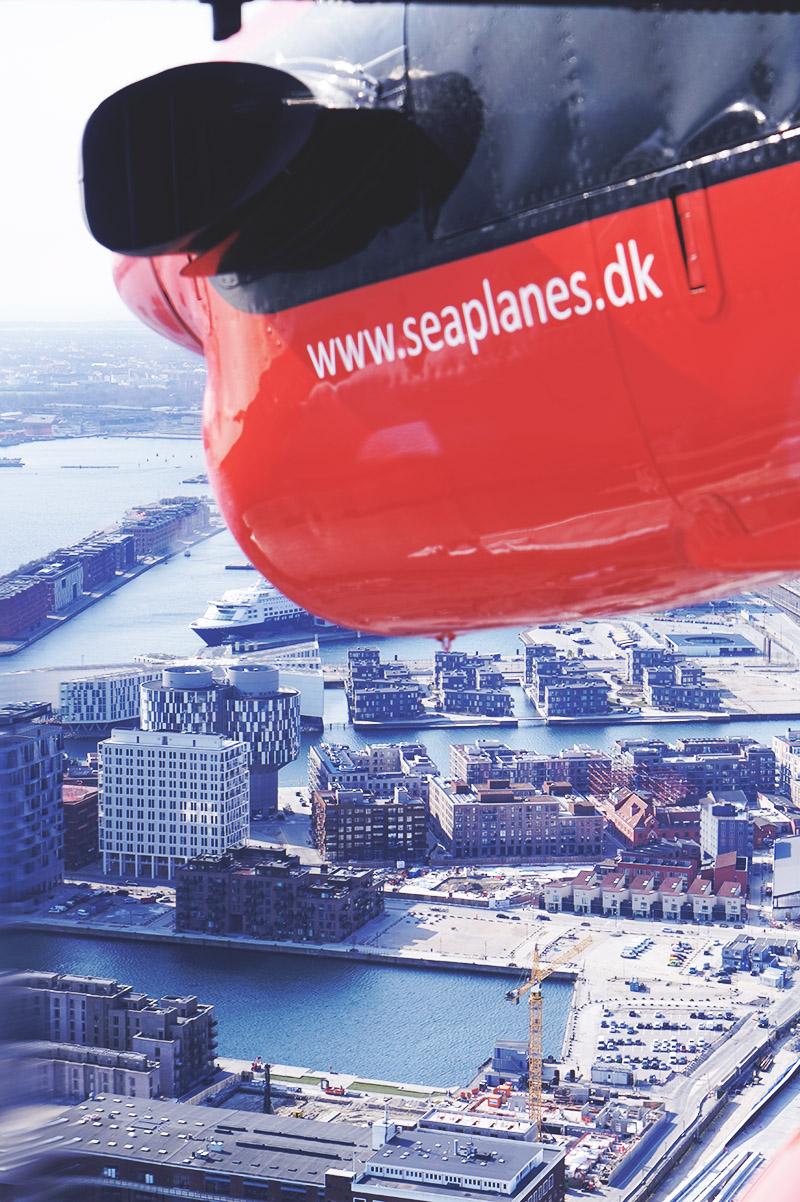 <strong>Aarhus - København</strong> på 45 minutter med Nordic Seaplanes 13