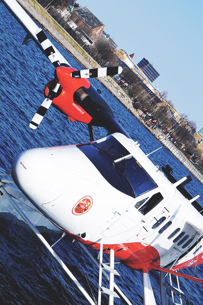 <strong>Aarhus - København</strong> på 45 minutter med Nordic Seaplanes 17