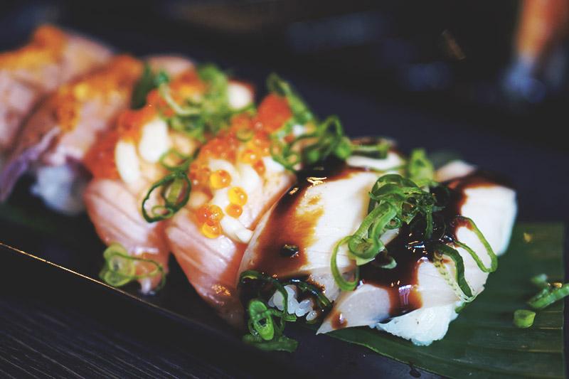 Aarhus: <strong>Letz sushi</strong> i nye smukke lokaler på Guldsmedgade 11