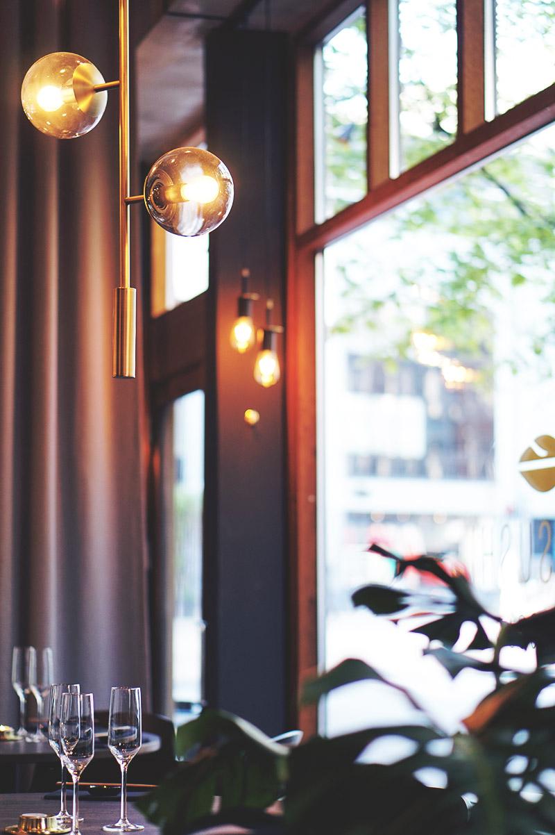 Aarhus: <strong>Letz sushi</strong> i nye smukke lokaler på Guldsmedgade 1