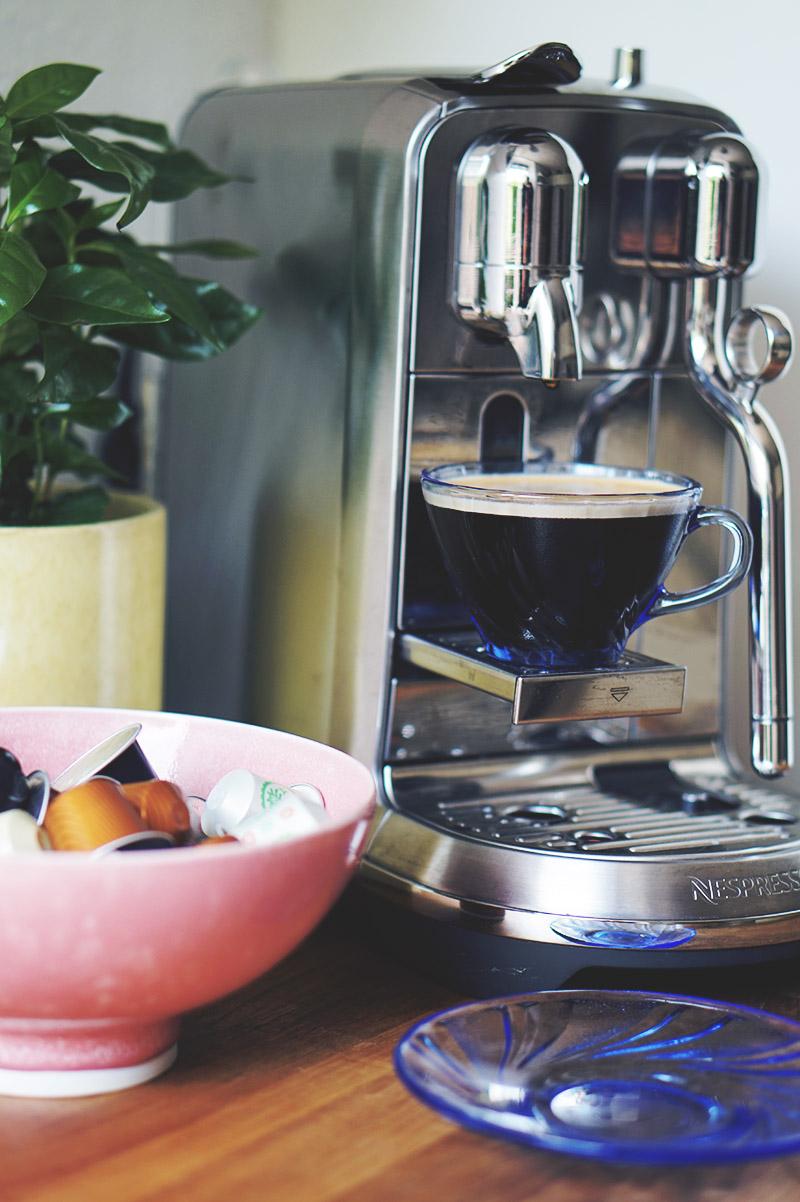 <strong>Bæredygtig kaffe</strong> med Nespresso 1