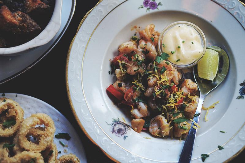Aarhus <strong>Spiseguide</strong>: Restaurant og café anbefalinger 57