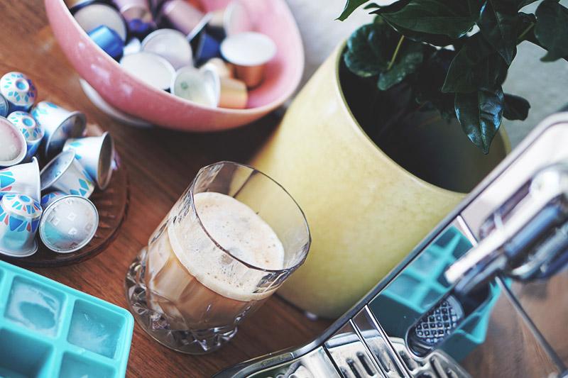 Nespresso <strong>limited edition kapsler</strong> til iskaffe 17