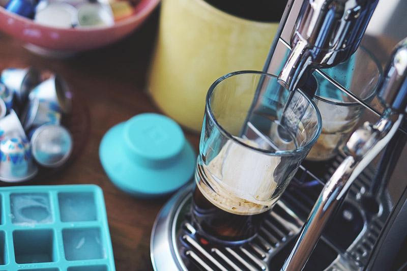 Nespresso <strong>limited edition kapsler</strong> til iskaffe 11