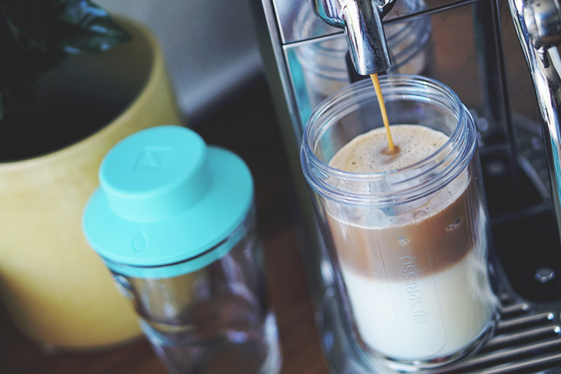 Nespresso <strong>limited edition kapsler</strong> til iskaffe 5