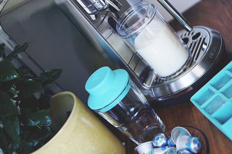 Nespresso <strong>limited edition kapsler</strong> til iskaffe 1