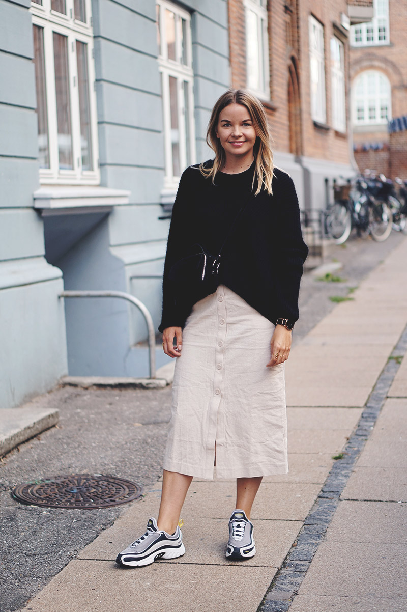 Et sjældent outfit, en snak om <strong>efterårs garderoben</strong> og en rabatkode 5