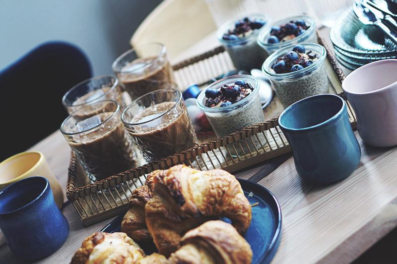 Nespresso Breakfast Club: <strong>Morgenmads opskrifter</strong> med kaffe 17