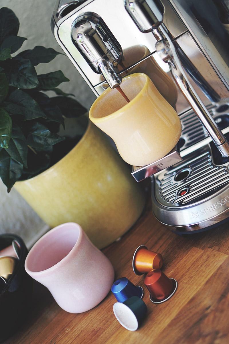 Nespresso Breakfast Club: <strong>Morgenmads opskrifter</strong> med kaffe 5