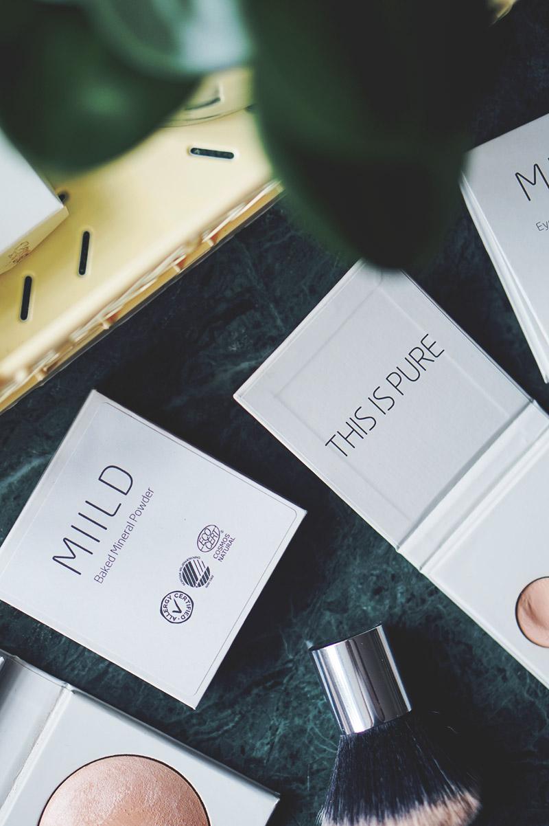 Beauty Favoritter: <strong>Miild Makeup</strong> til uren hud 7