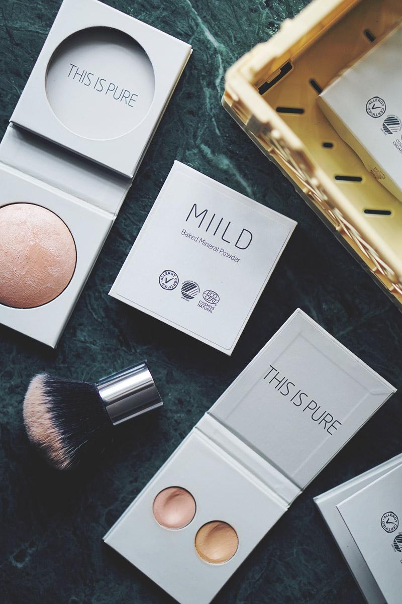 Beauty Favoritter: <strong>Miild Makeup</strong> til uren hud 1