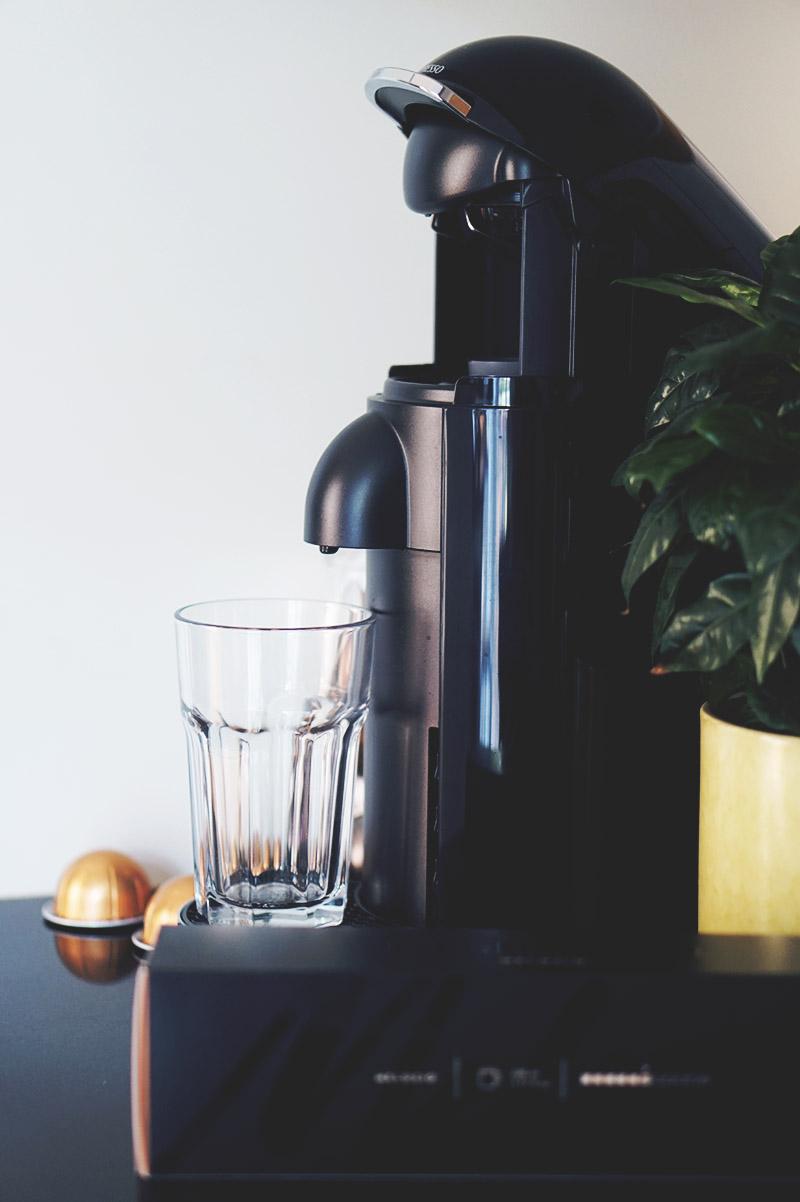 Nespressos nye <strong>Vertuo</strong> maskine - Nu kan man brygge en stor kop kaffe med Nespresso 1