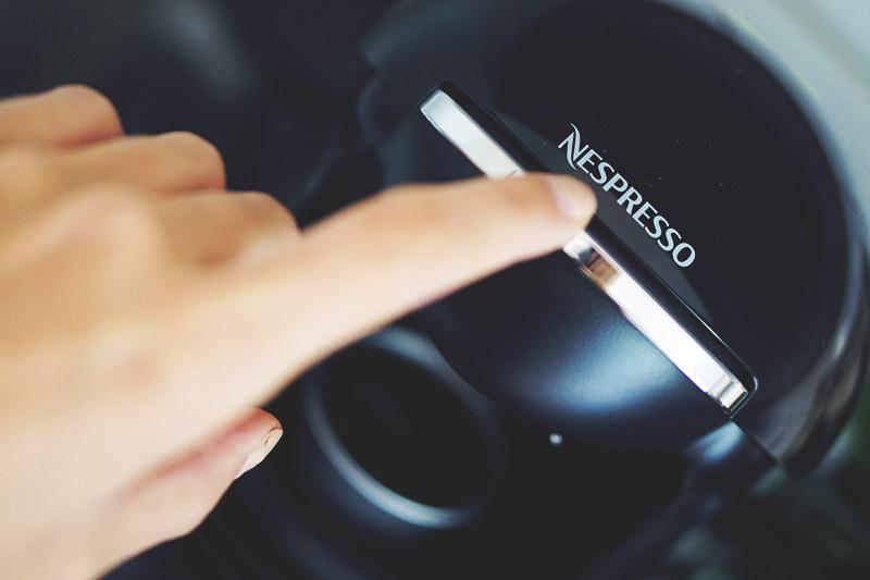 Nespressos nye <strong>Vertuo</strong> maskine - Nu kan man brygge en stor kop kaffe med Nespresso 5