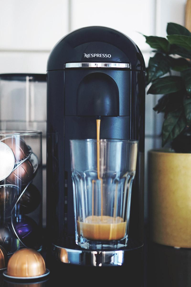 Nespressos nye <strong>Vertuo</strong> maskine - Nu kan man brygge en stor kop kaffe med Nespresso 7