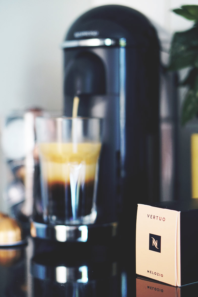 Nespressos nye <strong>Vertuo</strong> maskine - Nu kan man brygge en stor kop kaffe med Nespresso 9