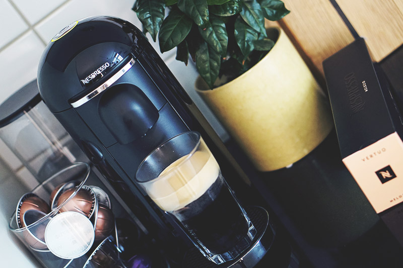 Nespressos nye <strong>Vertuo</strong> maskine - Nu kan man brygge en stor kop kaffe med Nespresso 11
