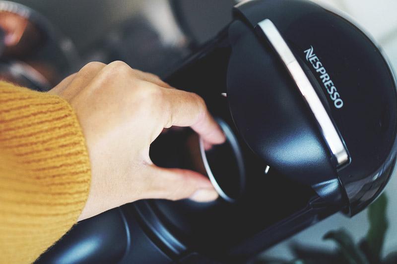 Nespressos nye <strong>Vertuo</strong> maskine - Nu kan man brygge en stor kop kaffe med Nespresso 3