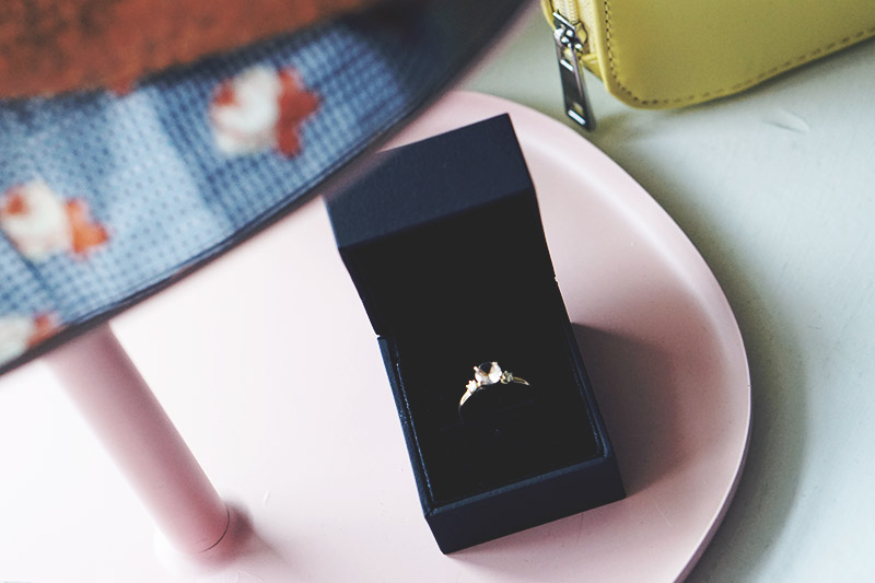 Om vores <strong>forlovelse</strong> og tanker om bryllupsplaner 3