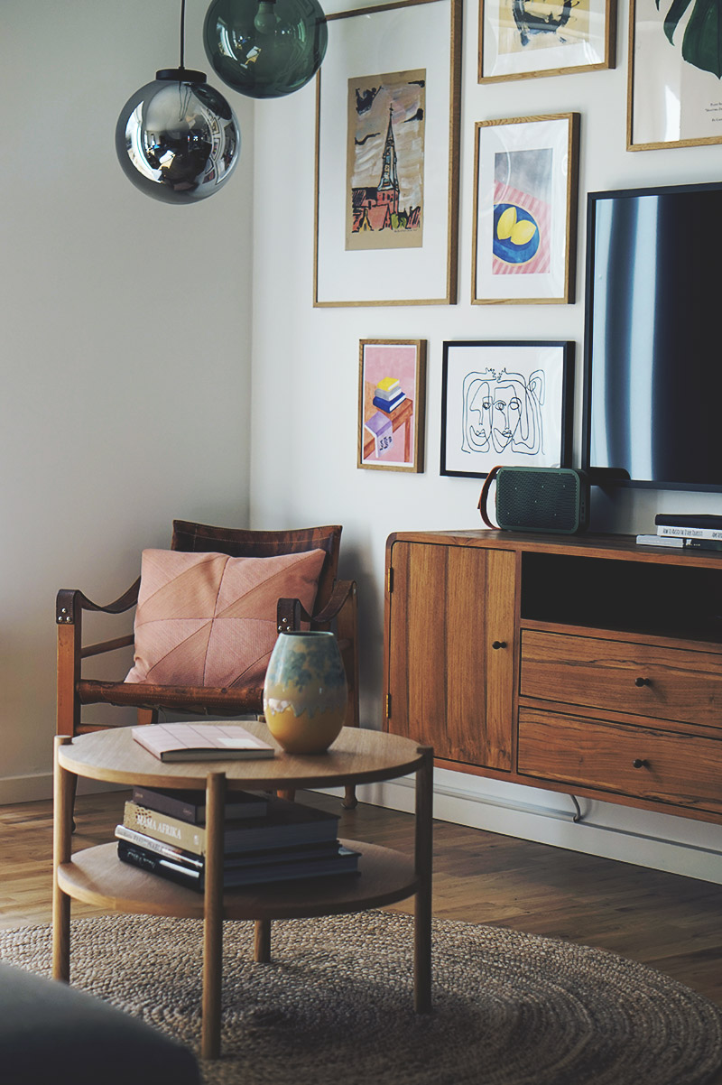 Stue Sadan Far Du Tv Et Til At Blive En Del Af Indretningen Ditteblog