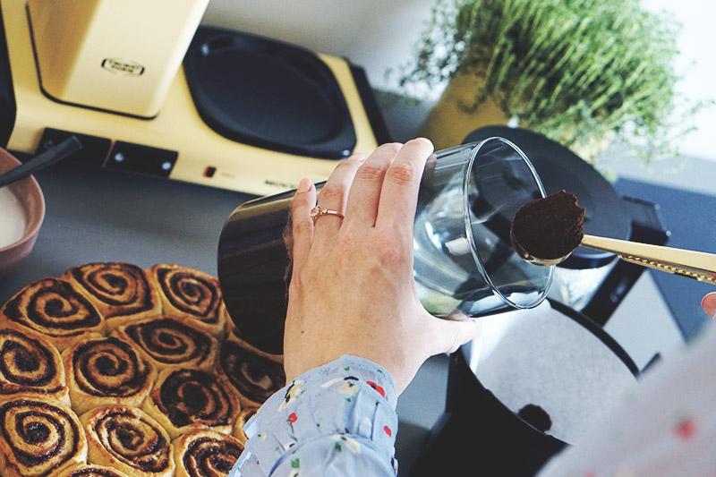 """Min """"go to"""" når jeg skal invitere gæster: <strong>Kaffe</strong> og (de bedste) amerikanske kanelsnegle 3"""