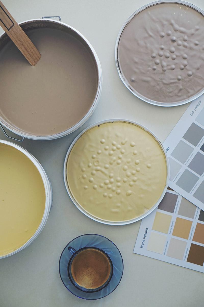 Indret med farver - Sådan vælger du de <strong>helt rigtige</strong> farver til dit hjem 5