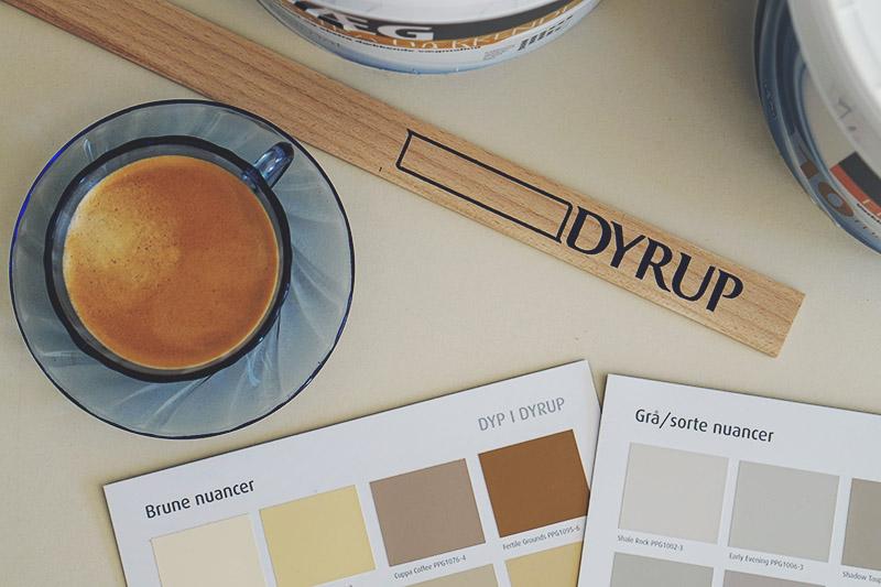 Indret med farver - Sådan vælger du de <strong>helt rigtige</strong> farver til dit hjem 3
