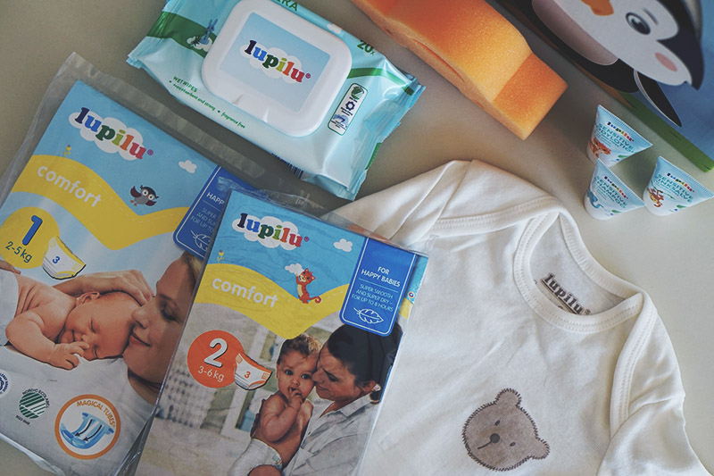 Graviditet: <strong>Gratis</strong> babypakker 13