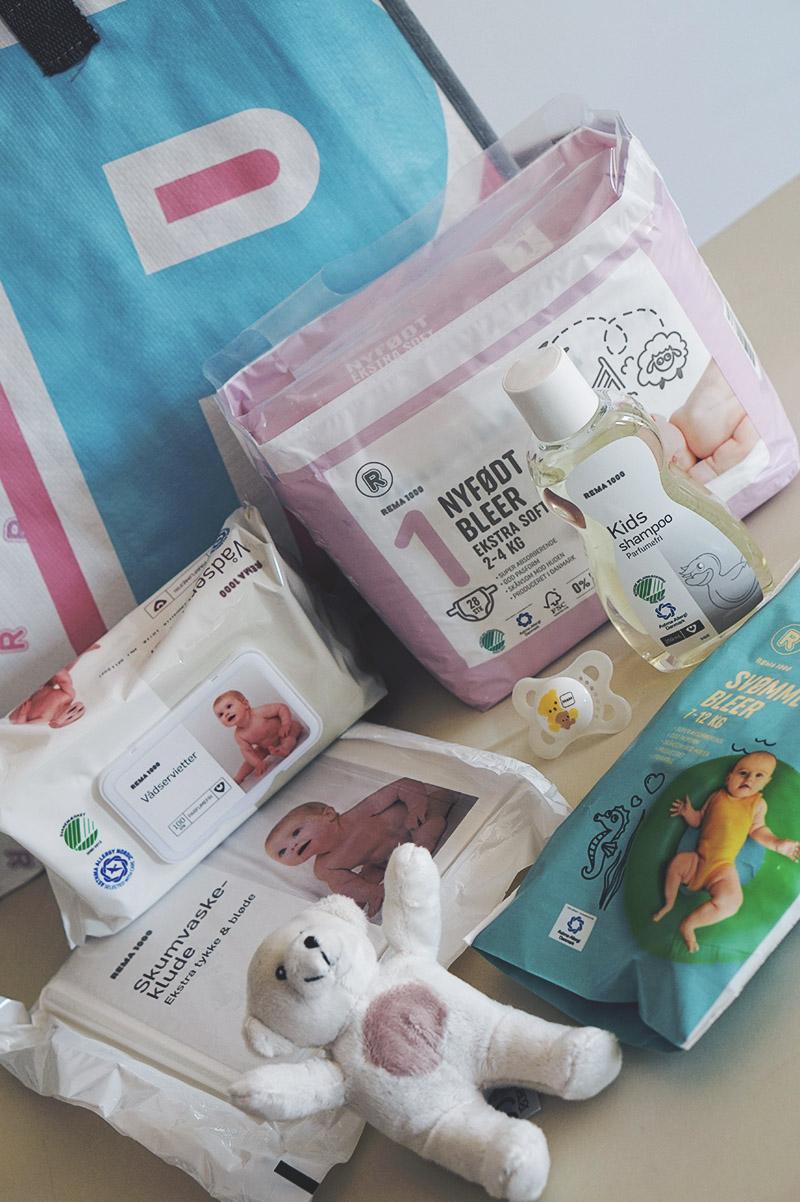 Graviditet: <strong>Gratis</strong> babypakker 1