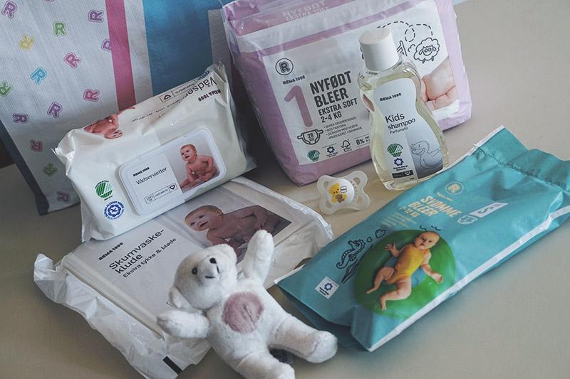 Graviditet: <strong>Gratis</strong> babypakker 3