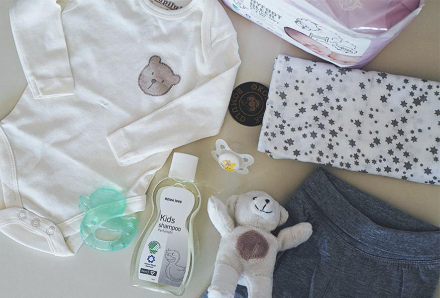 Babypakket Gratis 2019