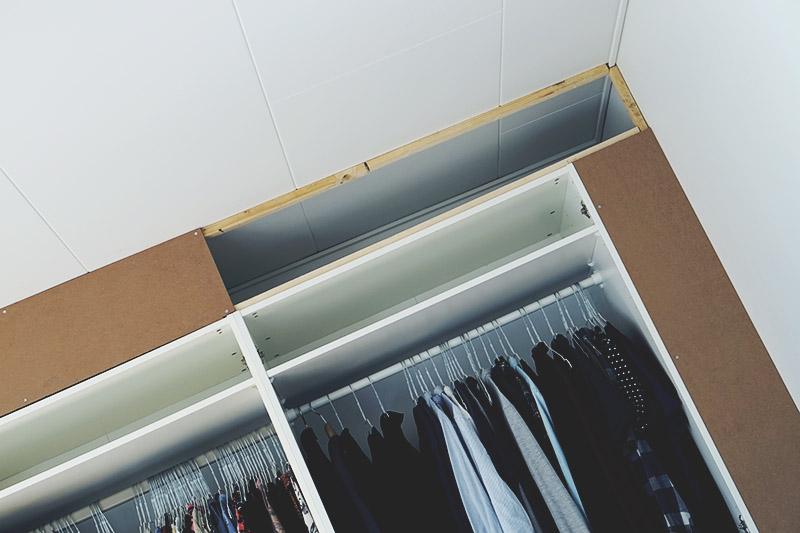 IKEA HACK: <strong>DIY guide</strong> til indbyggede garderobeskabe med PAX og Billy 13