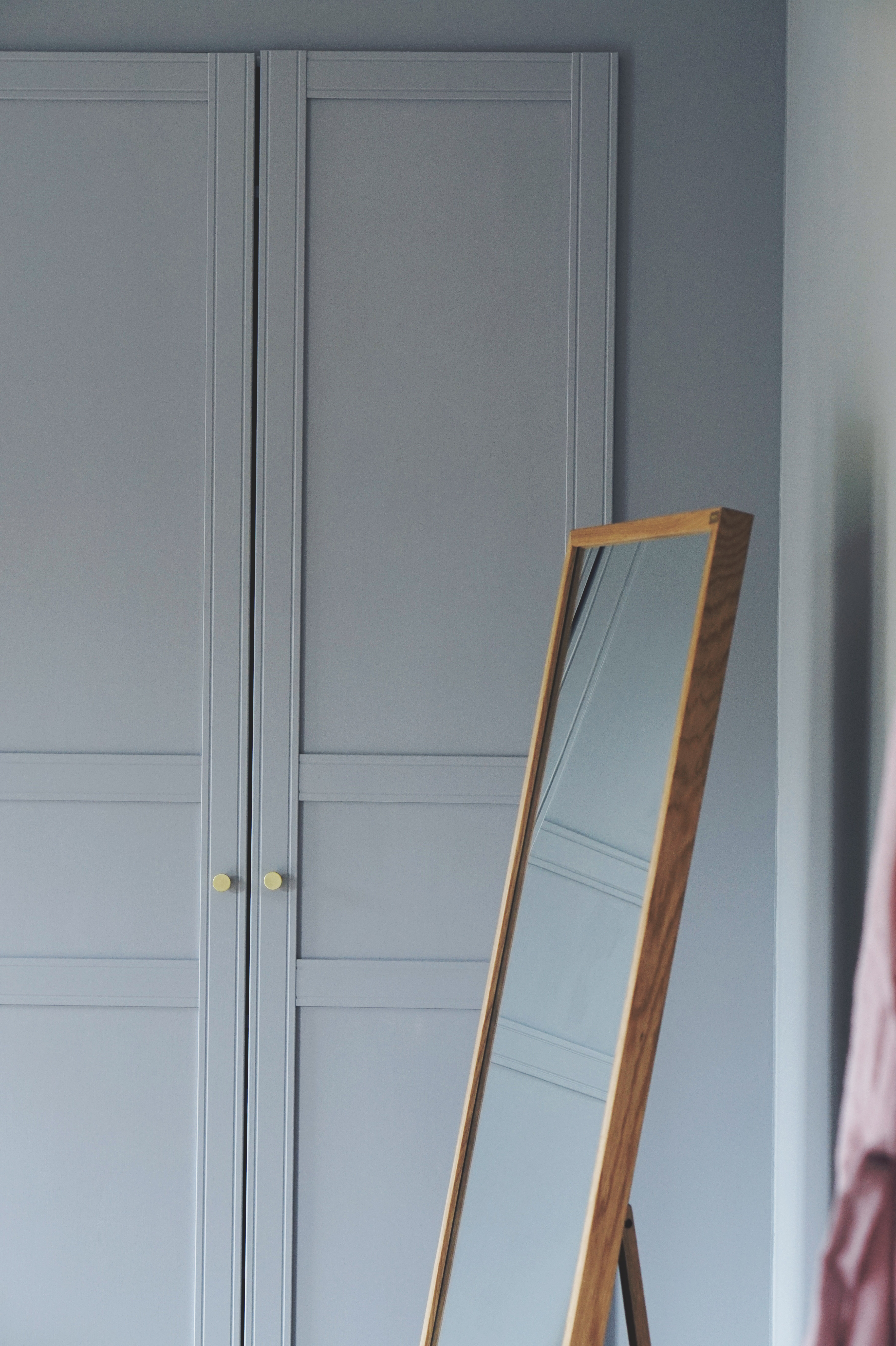 Picture of: Diy Guide Til Indbygget Garderobeskab Med Ikea Pax Ditteblog