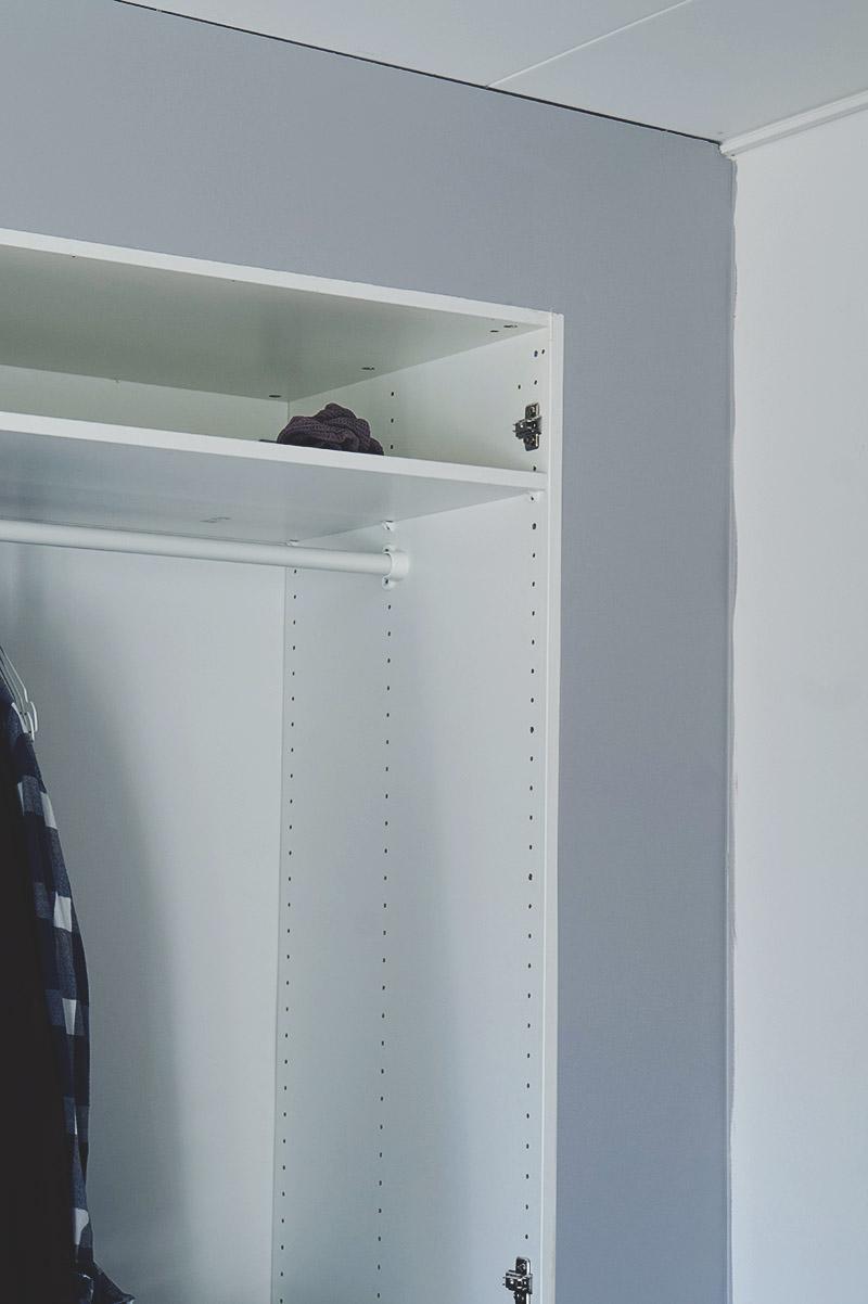 IKEA HACK: <strong>DIY guide</strong> til indbyggede garderobeskabe med PAX og Billy 19