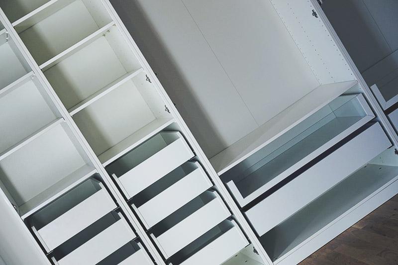 IKEA HACK: <strong>DIY guide</strong> til indbyggede garderobeskabe med PAX og Billy 5