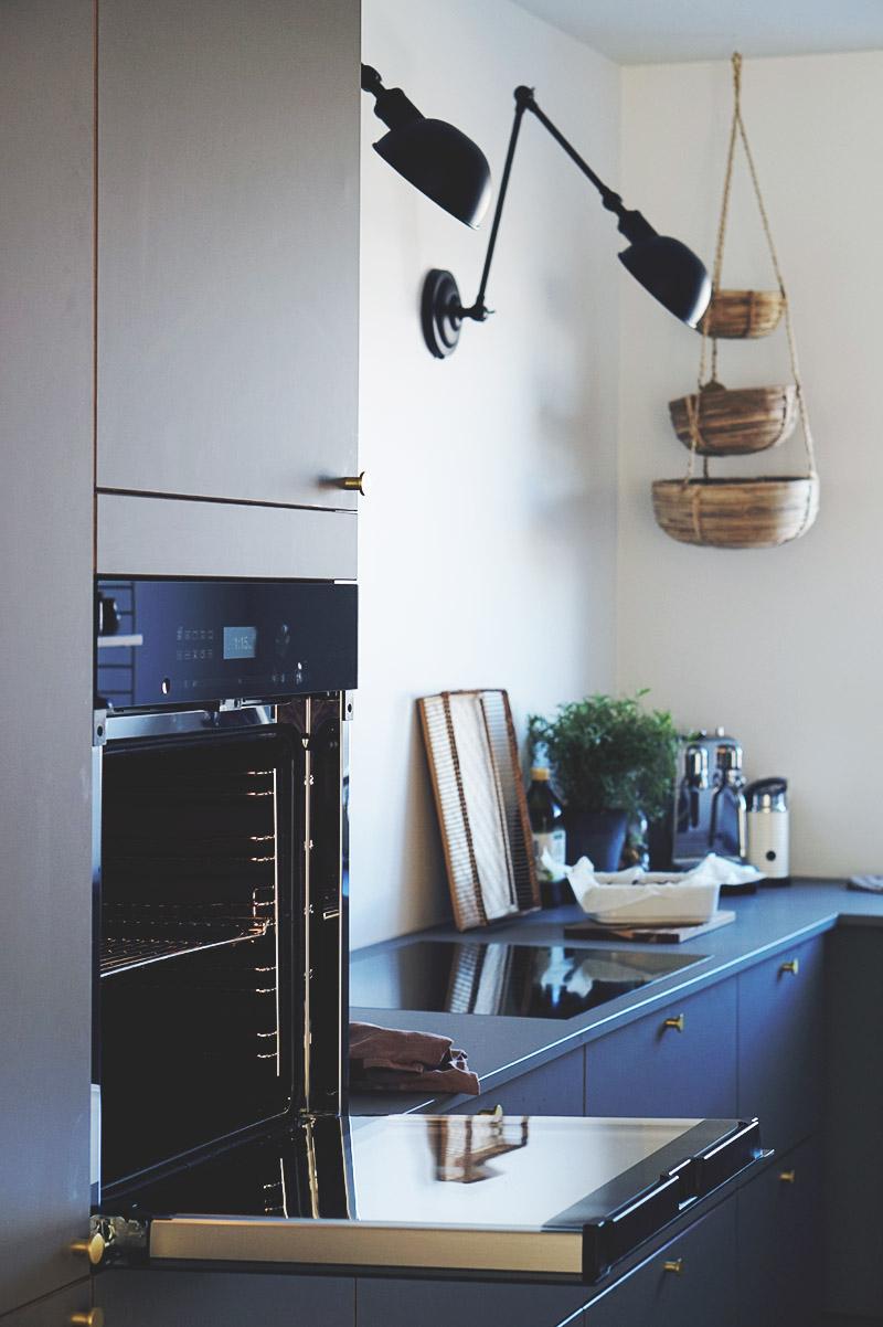 Vores køkken: Valg af køkkenelementer, <strong>hårde hvidevarer</strong> og detaljer i indretningen 7