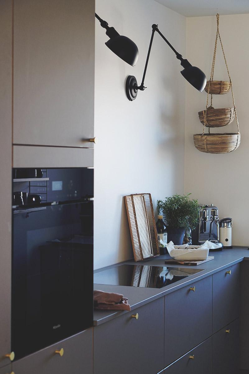 Vores køkken: Valg af køkkenelementer, <strong>hårde hvidevarer</strong> og detaljer i indretningen 17