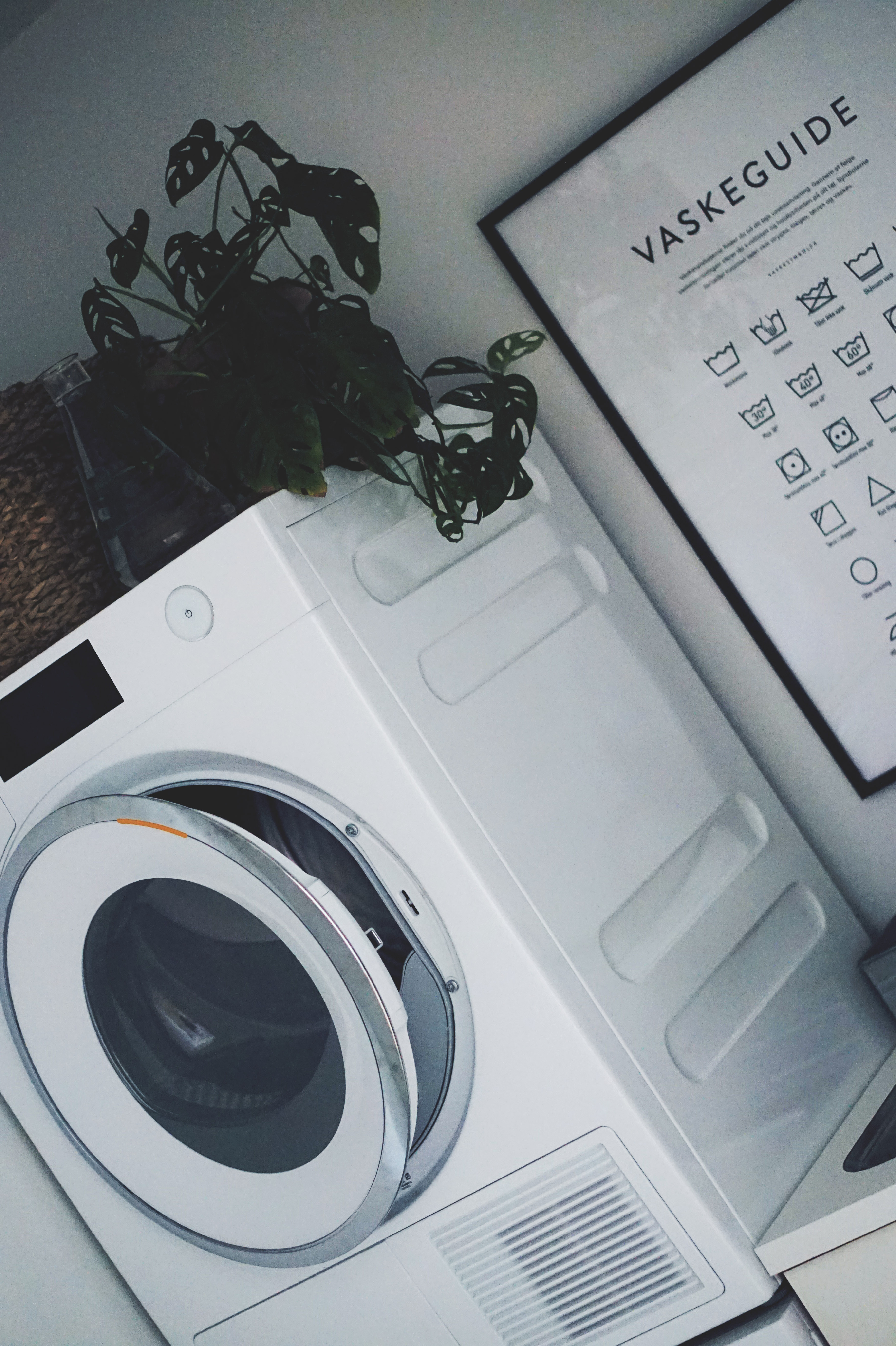 Huskøb: Livet med bryggers og <strong>Mieles</strong> vaskemaskine og tørretumbler 1