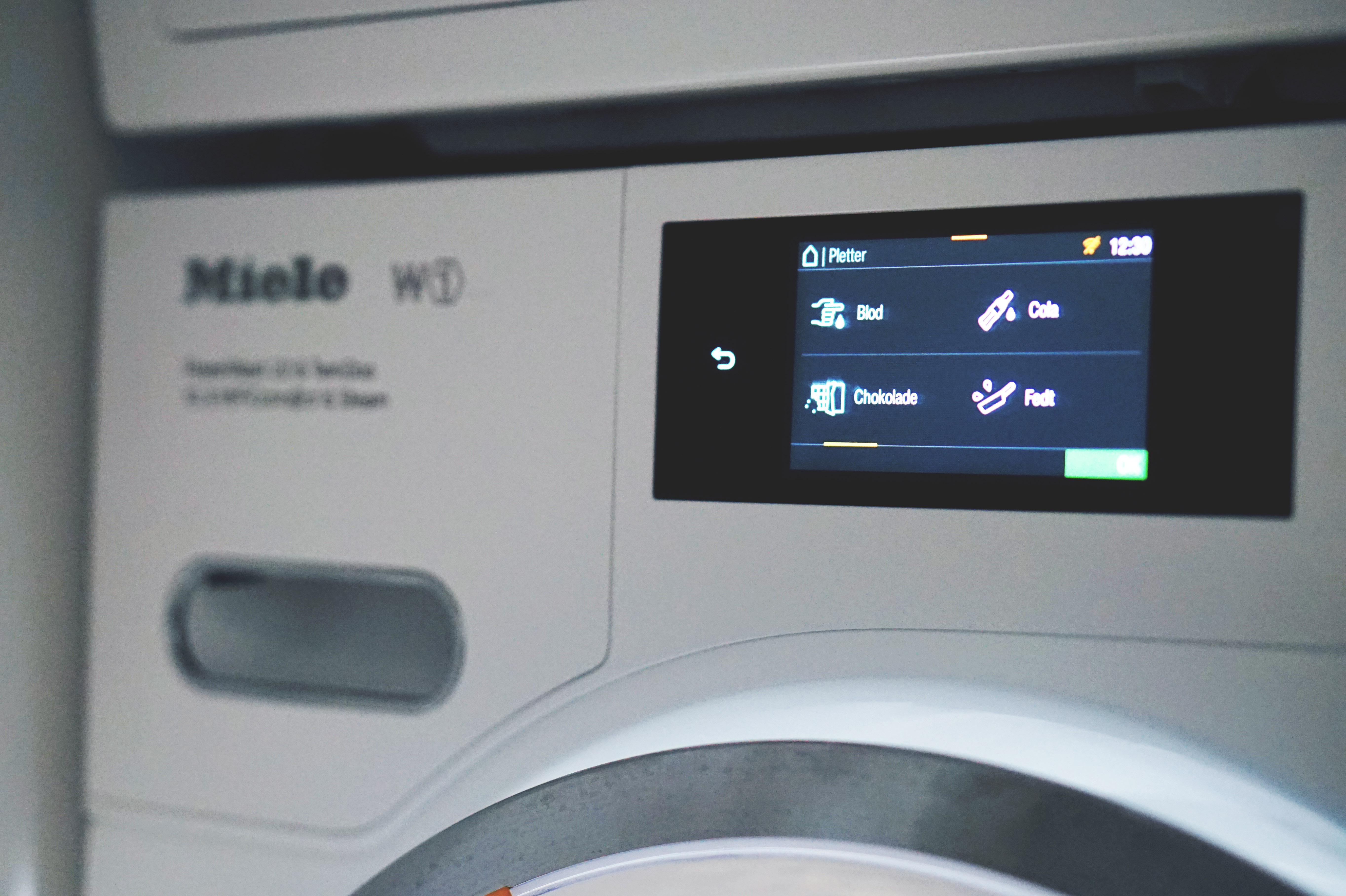Huskøb: Livet med bryggers og <strong>Mieles</strong> vaskemaskine og tørretumbler 5
