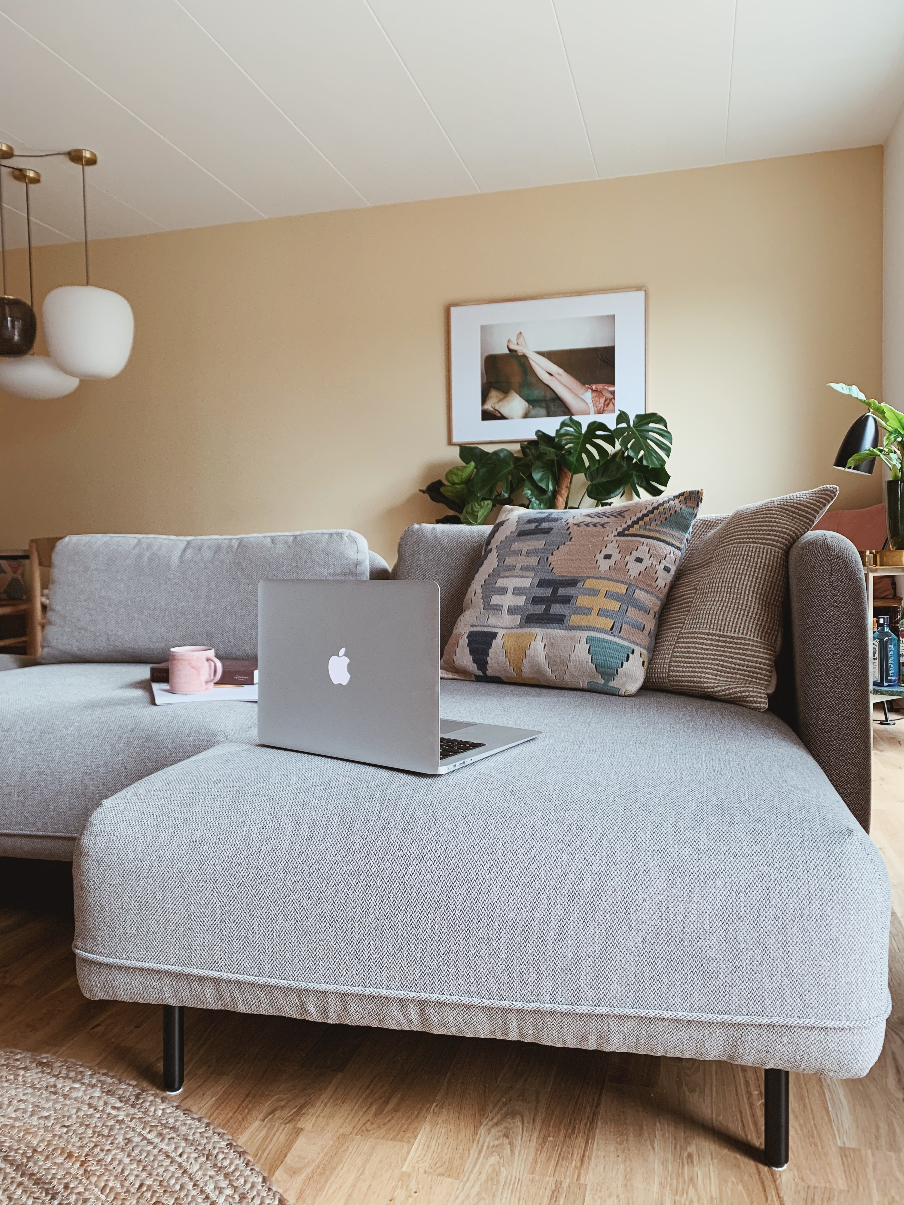Picture of: Den Perfekte Sofa Kombination Ellis Fra Sofacompany Ditteblog