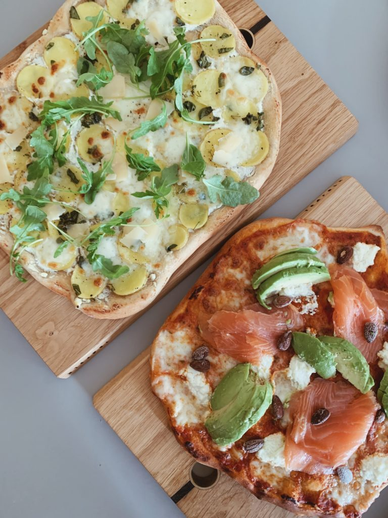 Pizza Fredag - Opskrifter på mine <strong>favorit pizzaer</strong> og tilbehør 19