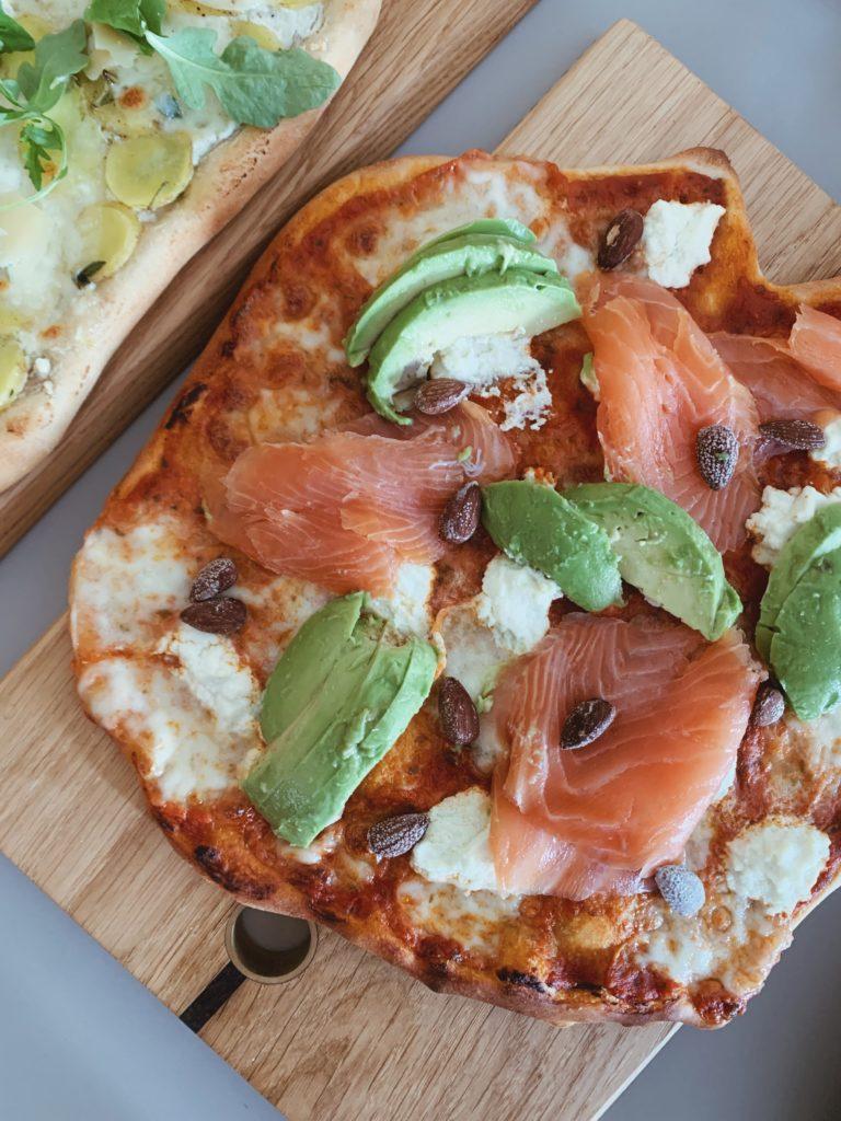 Pizza Fredag - Opskrifter på mine <strong>favorit pizzaer</strong> og tilbehør 21