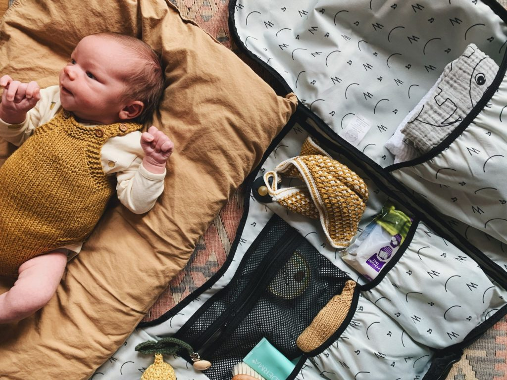 Baby Dreamer: Den <strong>sejeste pusletaske</strong> til både mor og far 3