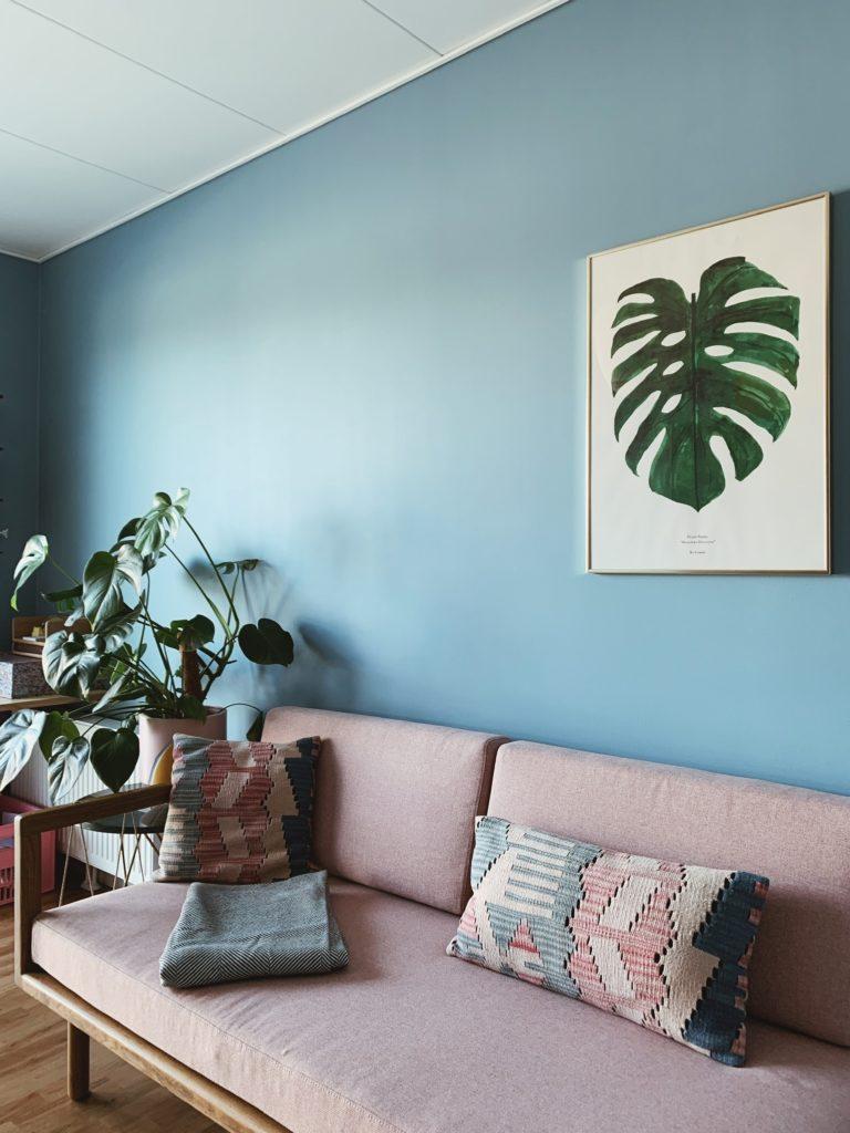 Indretning af <strong>kontor & gæsteværelse</strong> i nybyg - Nu med farve på væggen 29